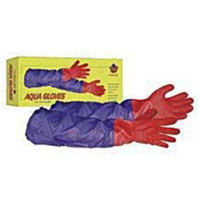Coralife Presents Aqua Glove 28' (1 Pair). Coralife Aqua Gloves are Full-Arm Length with Elastic Bands to Hold them Snugly on the Upper Arm. The Gloves Measure 28' in Total Length and are Made of the Finest Pvc Material with Fiber-Reinforced Sleeves. The Aqua Gloves are Designed to Allow the Hobby 13.25'x5'x2' [30968]