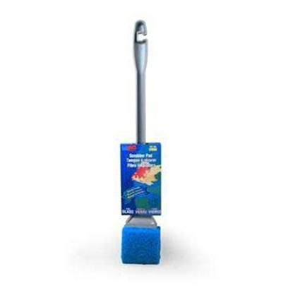 Buy Aquarium Algae Scrubber products including Lees Algae Scrub with Handle Scrubber White Glass Pad, Lees Algae Acry Scrub with Handle Scrubber White Acrylic Pad Category:Algae Magnets &amp; Pads Price: from $6.99