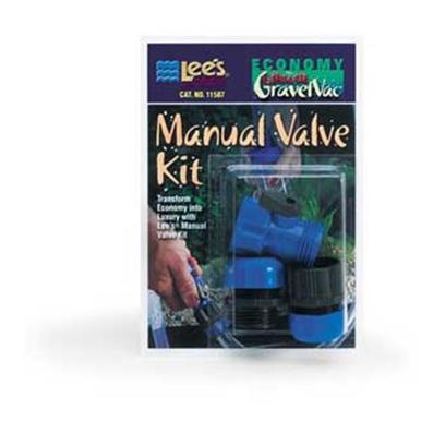 Lee's Presents Lees Ultimate Vacuum Manual Valve Kit. . The [31050]