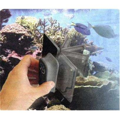 Gulfstream Tropical Presents Mag Flip Glass Cleaner-Medium Medium. [31066]