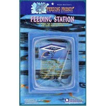 Ocean Nutrition Presents Onutr Feeding Dish Medium (Tanks 55 Gallons & Up). Prevents Floating Food from Being Caught in the Filter or Skimmer. 1 Pack [31081]