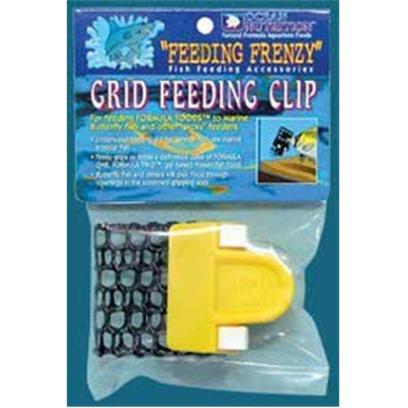 Ocean Nutrition Presents Onutr Grid Feeding Clip 1pk 1 Pack. [31083]