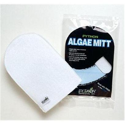 Python Aquarium Presents Python Algae Mitt. Without Regular Water Changes, Invisible Toxins can Build-Up in your Aquarium Creating a Dangerous Environment for its Inhabitants. Because Fish and Decor are not Disturbed During Routine Aquarium Maintenance, our Products are Less Stressful on Both Fish and Owner Making it Easier to 'Break Down' and Clean your Tank on a More Regular Basis. [31089]