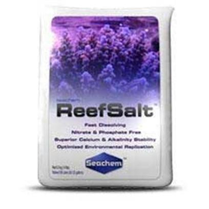 Seachem Laboratories Presents Seachem Reef Salt 600l/160gal. Reef Salt is a Chemically Sound Blend of Salts Designed to Replicate Natural Reef Waters. It is Specifically Formulated for the Reef Environment and will Provide Ideal Seawater Concentrations of Magnesium, Calcium, and Strontium with Proper Alkalinity and Ph for Closed Reef Aquarium Systems. It Contains all Essential Major, Minor, and Trace Components Found in Natural Reef Waters, but Contains no Toxic or Non-Essential Components Such as Nitrate, Phosphate, Silicate, Arsenic, Cadmium, or Beryllium. Reef Salt Dissolves Quickly and Completely and is Ready to Use in only a Few Minutes. Reef Salt will Support and Promote Enhanced Calcium and Alkalinity Stability for Those Wishing to Maintain Calcium above Natural Sea Water (Nsw) Levels (400 Mg/L) as Well as Providing Nsw Levels of Bromide (65 Mg/L). 160 Gal [31200]