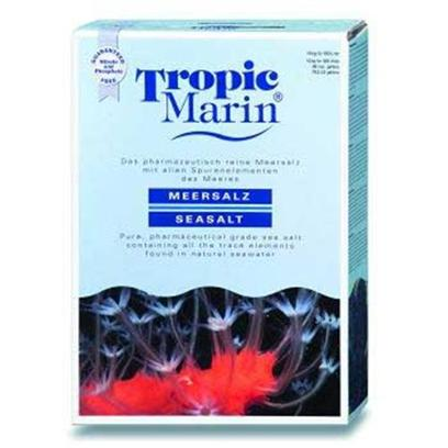 Tropic Marin Presents T Marin Sea Salt 200gallon Tropic (Bucket). Tropic Marin Sea Salt is Manufactured from Pharmaceutically Pure Salts and is Based Upon the Most Recent Scientific Analysis of the Tropical Oceans. It is Free from Synthetic Additives and Contains no Nitrates, Phosphates or Silicates. Tropic Marin Sea Salt Turns Fresh Water into Salt Water, which is Practically Indistinguishable from Natural Seawater. The Salt with the True-to-Life Trace Elements. Tropic Marin Sea Salt Contains all 70 Trace Elements in the Natural Concentrations of the Ocean. No More, no Less. Because of the Unique Application of the Mixed Salt Crystals, the Trace Elements Remain Completely Usable in the Water. This Method Prevents the Otherwise Frequent Precipitation of the Trace Elements and Provides the Organisms with the Elements without Chelates and in a Biological Form, which is Directly Usable by Them. Only Tropic Marin has this Unique Mixed Crystal Technology. Pure, Pharmaceutical Grade Seasalt Containing all Trace Elements Found in Natural Seawater. Used for Years by Scientific Laboratories, Professionals and Hobby Aquarists all over the World. With Pharmaceutical Grade Salts, all 70 Trace Elements of Natural Seawater, in the Exact Proportions Found in Nature and Being Free from Nitrates, Phosphates and Other Unwanted Chemicals, it Provides a Natural Environment for the Care of Fishes, Marine Plants and Invertebrates in any Aquarium. [31208]