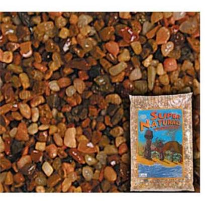 Carib Sea Presents Carib Super Natural Rio Grande Sand Natural-Rio Sand-5lbs. Rio Grande Super Natural Sand 5lb [31228]