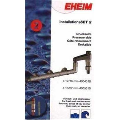 Eheim Presents Eheim Spray Bar Set 494 (494). Fits 494 (1/2') (12mm) Tubing. [31504]