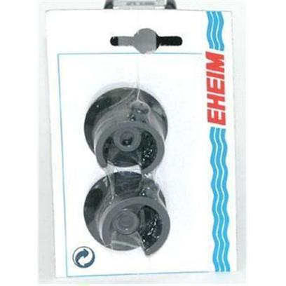 Eheim Presents Eheim Suction Cup with Clip 494. 2pc Per Card [31513]