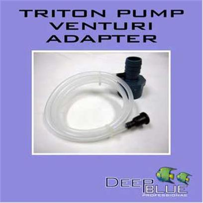 Deep Blue Professional Presents Deep Blue Professional (Db) Triton 3/4' Venturi Kit Db Pump & Adapter. Triton Pump 3/4' Venturi Kit & Adapter 3/4' [31894]