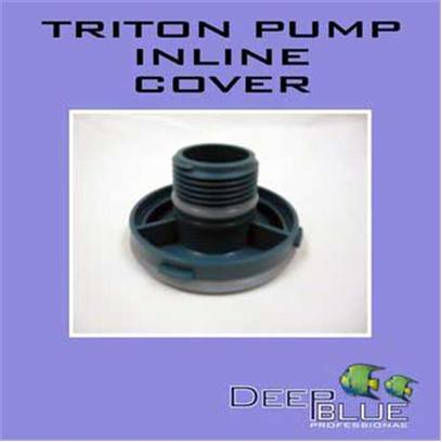 Deep Blue Professional Presents Deep Blue Professional (Db) Triton Inline Pump Cover Db & O Ring Kit. Triton Pump Inline Pump Cover & O Ring Kit [31896]