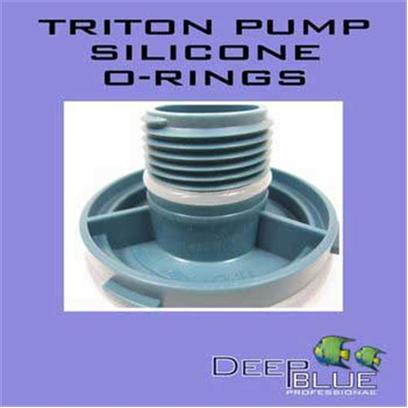 Deep Blue Professional Presents Deep Blue Professional (Db) Triton Pump Cover O Ring Db Twin Pack. Triton Pump Cover O Ring Twin Pack Twin Pack [31897]