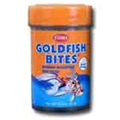 Hb.H. Enterprises Presents Hbh Goldfish Bites .98oz. Vitamin-Rich Sinking Pellet Mix Tailored to the Dietary Needs of Goldfish. Contains Immune-Boosting Ingredients to Help Goldfish Resist Disease and Infection. 1.5oz [32001]