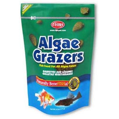 Hb.H. Enterprises Presents Hbh Veggie Wafers 20oz. Algae Discs that are the Perfect Staple for any Bottom-Feeding Algae Eaters and a Great Addition to the Diet of any Herbivore. Contains Spirulina Algae as the #1 Ingredient, as Well as the Highest, Most Diverse Vegetable Content on the Market. [32032]