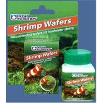 Ocean Nutrition Presents Onutr Shrimp Wafers 15 Gram. Natural Feeding Wafers for Freshwater Shrimps. The Wafers have been Sized to the Ideal Food Size for Freshwater Shrimp, Inciting the Natural Feeding Behavior in Shrimp. Highly Attractive to the Shrimp. As Soon as the Food has been Distributed, the Shrimps will Assemble in the Feeding Area. The Wafers Provide all Vitamins, Minerals, and Proteins the Shrimp Need. They Contain High Levels of Spirulina. Easily Digestible, Perfect in Size, and Made of the Best Ingredients. The Protein Content is Appropriate for Shrimp. These Sinking Wafers can Easily Remain in the Water for over 24 Hours without Falling Apart. They do not Cloud the Water. 15 Gm [32220]
