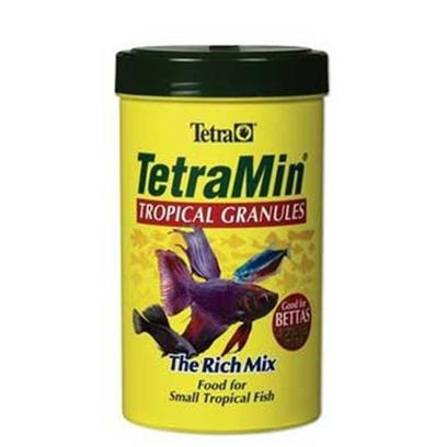 Tetra Usa Presents Tetra Tropical Granules 3.52oz. An Excellent Food for Bottom Feeders, this Tetramin Formula in a Tablet Provides a Complete and Balanced Meal to Catfish, Loaches and Other Bottom-Dwelling Fish, Tetramin Tablets are Vitamin C Enriched. [32300]