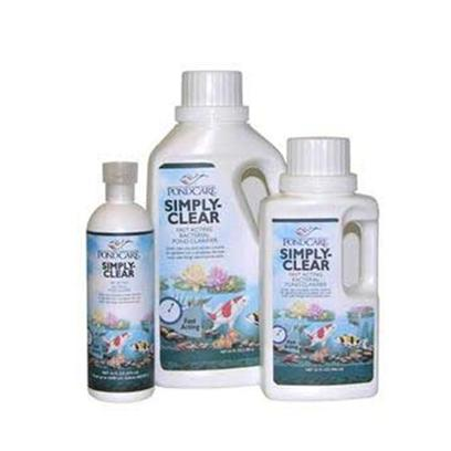 Buy Aquarium Pharmaceuticals Pond Simply Clear products including Aquarium Pharmaceuticals (Ap) Pond Simply Clear Pondcare 16oz Bottle, Aquarium Pharmaceuticals (Ap) Pond Simply Clear Pondcare 32oz Bottle, Aquarium Pharmaceuticals (Ap) Pond Simply Clear Pondcare 64oz Bottle Category:Water Treatment Price: from $16.99