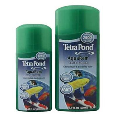 Tetra Usa Presents Tetra Aquarem Clarifier Pond Water (Formerly Clarifier) 16.9oz. Aquarem Qickly Clumps Contaiminants so they can be Easily Removed by Filtration. Will not Harm Pond Life and Plants (when Used as Directed). [32791]