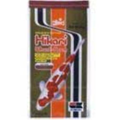 Hikari Usa Presents Hikari Wheatgerm Sinking 17.6oz Medium (Md) Pellet-17.6oz. Floating Pellet Allows Easy Monitoring of Amount Eaten Helps Eliminate over-Feeding Reduces Water Quality Problems More Economical will not Cloud the Water Contains Stabilized Vitamin C Promotes Resistance to Stress Promotes Resistance to Infectious Disease Promotes a Long, Healthy Life Excellent Daily Diet Superior Basic Nutrition Natural Enhancing Capacity Superior Growth Rates Improved Brilliance &amp; Luster to Skin can be Used with Hi-Growth &amp; Gold for Improved Performance it Takes a Full Ton of Wheat-Germ to Get 100g of Wheat-Germ Oil, an Excellent Source of Vitamin E, Linoleic Acid and Other Essential Nutrients. Wheat-Germ Oil has More Vitamin E than Other Cereal Oils and More of the Vitamin E Alpha Component Found Essential for Long-Term Health and Vigor. Linoleic Acid is a Vital Component in Cell Walls and Provides Necessary Hormones to the Body, Among Other Know Benefits. [32873]