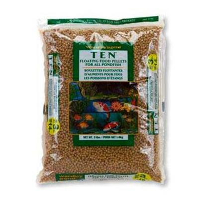 Wardley Presents Ward Pond 10 Pellets 3lb (Bag). Wardley(R)Pond(Tm) Ten Pellets(Tm) is a Nutritionally Balanced Food Formulated for all Pond Fish. This Highly Digestible Formula is Specifically Designed for the Energy Needs of Koi and Goldfish. [32961]