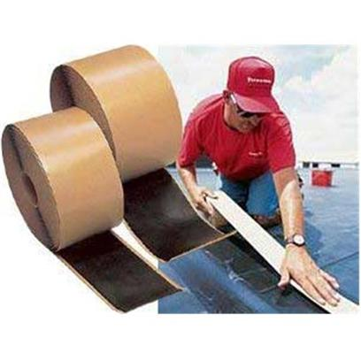 Firestone Presents Fire Splice Tape 3' X 25' Roll Quickseam. The Firestone Quickseam Splice Tape is Designed to Seam Together Two Sheets of Pondgard Epdm Liner. The Splice Tape Itself is a 3' Wide Double-Sided Adhesive Tape. The Release Paper Covers One Side of the Quickseam Tape for Ease of Application. Use the Firestone Quickscrubber Pad and Holder to Prepare Liner Membranes for Seaming with the Quickseam Splice Tape. One Roll of Quickseam Splice Tape is Enough for Seaming 25 Linear Feet of Liner. Made in the Usa. 3' X 25' Roll [32990]
