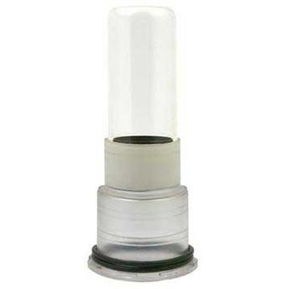 Tetra Usa Presents Tetra Pond Uv-Mini Quartz Sleeve Replacement Uv-3 for Clarifier. For Use with Tetra Uv Mini 5-Watt Philips Lamp Quartz Sleeve Uv Mini - 5 Watt Gasket and O-Rings (2) are Included. [33116]