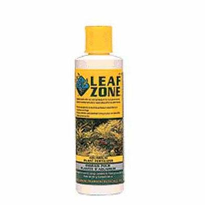Aquarium Pharmaceuticals Presents Aquarium Pharmaceuticals (Ap) Leaf Zone Plant Fertilizer Liquid 8oz. Liquid Fertilizer Formulated for Rapid Absorption by Plant Leaves. Contains Chelated Iron and Potassium Essential for Lush Green Leaves. [33159]