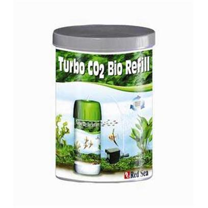 Red Sea Fish Pharm Presents Red Sea Co2 Refill Pack Bio Generator. Turbo Co2 Bio Refill is Used to Recharge the Turbo Co2 Bio System. The Refill is Premeasured Containing all the Components Needed to Run the Bio System for 1 Month, just Add Water. [33197]