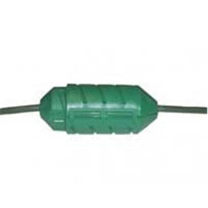 Farm Innovators Presents Farm Cord Connect Connect-Waterproof Extension Connector Green. The Cord Connect Provides a Water-Tight Connection Between Two Power Cords and Locks them Together to Keep them from Coming Apart. Use with de-Icers Lawn & Garden Equipment Power Tools Outdoor Lighting Pond Equipment Christmas Lights and Much More. [33412]