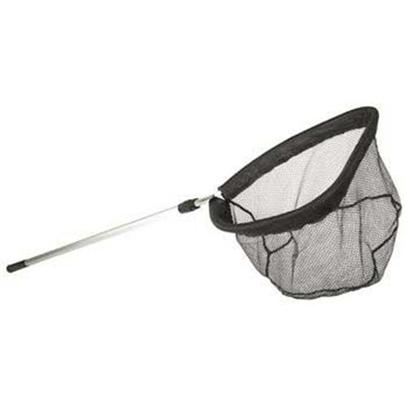 Supreme (Danner Inc) Presents Supreme (Danner Inc) (Sup) Pond all Purpose Net. Telescoping Net Designed for General all-Purpose Use Heavy Duty Aluminum Construction Telescoping Handle to 6.5' Soft, Fish - Safe Nylon Netting Sure-Grip Handle [33456]