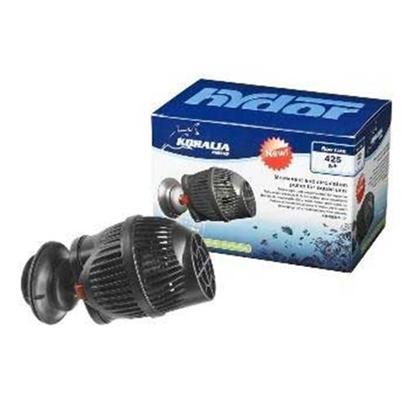 Hydor Usa Presents Hydor Koralia Nano Water Pump 425gph 3.5w Aquarium Circulation. Koralia Nano is a New Innovative Pump for Water Movement in Mini and Nano-Reef Aquariums. The Exclusive Hydor Design and Technology Guarantee a Continuous and Powerful Water Flow which can be Directed Freely Thanks to the Special Sphere Shaped Connection to the Exclusive Patented* Magnet Support. High Performance, Low Energy Consumption, Quick and Easy Maintenance. 425gph [33664]