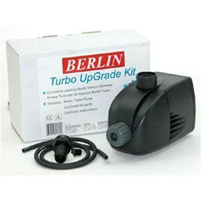 Red Sea Fish Pharm Presents Red Sea Berlin Turbo Upgrade Kit. Provides Everything you Need to Convert a Berlin Classic into a Turbo, Including the Berlin Turbo Water Pump. [33753]