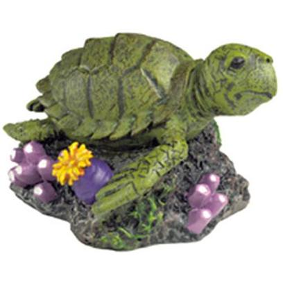 Blue Ribbon Presents Blue Ribbon (Br) Sea Turtle Resin Ornament-Sea (3pc). Our Adorable &quot;Sea Turtle&quot; is the Safe and Ideal Decoration for all Aquarium and Terrarium Settings. Packed 3 Per Inner Box.&quot;Ideal for Small Aquariums, Bowls, Terrariums and More. Begin your Collection Today!&quot; Approx. 2 X 2 3 [34032]