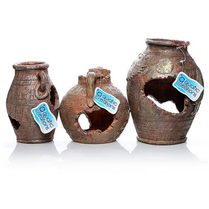 Buy Zan Ornament - Ancient Vase products including Zan Ornament-Ancient Vase Resin 1, Zan Ornament-Ancient Vase Resin 2, Zan Ornament-Ancient Vase Resin 3 Category:Castles & Ruins Price: from $10.99