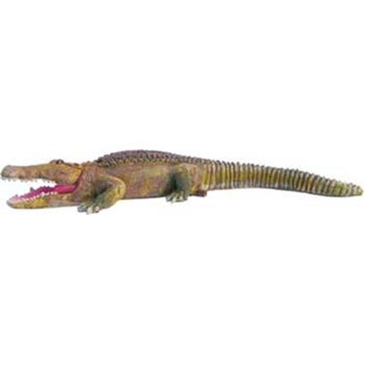 Aquatic Creations Presents Zan Ornament-Bubbling Croc Resin Ornament-Air Opening Crocodile. Zanusa's Bubbling Crocodile is a Must have for any Aquarium Enthusiast. With Details Down to Individual Scales, this Life-Like Bubbling Crocodile will Definitely Enhance your Aquarium's Appeal while Oxygenating the Water. 23&quot; X 9.3&quot; X 3&quot; [34162]