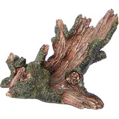 Aquatic Creations Presents Zan Ornament-Md Mossy Root 2 Resin Ornament-Medium. Zanusa's Mossy Root 2 is Detailed in Shades of Green, Tan, Red and Brown. Mossy Root is Very Detailed in its Appearance with Notches, Moss Fibers and Lines of Tree Fiber. Mossy Root 1 is Ideal for any Small-Medium Size Aquarium. 7.7&quot; X 4.5&quot; X 5.7&quot; [34170]
