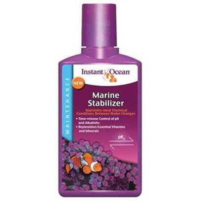 Buy Marine Stabilizer products including Seachem Stability 50ml, Seachem Stability 100 Milliliter, Seachem Stability 250 Milliliter, Seachem Stability 500 Milliliter, Seachem Stability 2 Liter, Seachem Stability 4 Liter, T Marin Bio Calcium Actif Supplement 18oz Category:Water Treatment Price: from $2.99