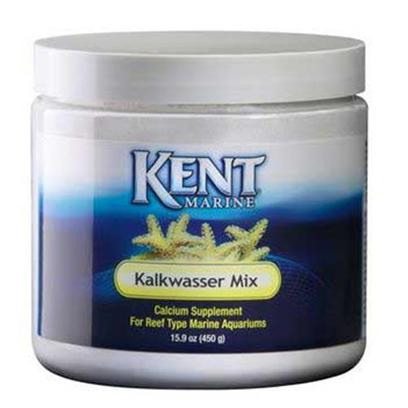 Kent Marine Presents Kent Marine (Kent) Kalkwasser Mix 100 Gram. Kalkwasser Mix Provides Bio-Available Calcium for Lush Growth of Purple, Pink and Green Calcareous Algaes, Snails, Hard Tube Worms and Clams. Corals will Open More and Stay Attached to their Skeletons Better, with Regular Use. Phosphate &amp; Nitrate Free! Contains no Gluconates, Edta, or Other Organics to Raise Doc Levels, as Many Competing Products Do. This Product is the Original European Method that has Never been Equaled for Calcium Addition to a Reef System! It will Provide Long Term Results that no Other Supplement Will!  it Requires a Little More Work, but so does Anything that is Really Worthwhile! Kalkwasser Mix can be Used with Kent Marine Concentrated Liquid Calcium or TurboCalcium for Maximum Results. Strontium Addition Via Use of Kent Marine Strontium &amp; Molybdenum Supplement or TurboStrontium is Absolutely Necessary, as Well. Use of CoralVite, and Essential Elements are Beneficial, as Well. [34408]