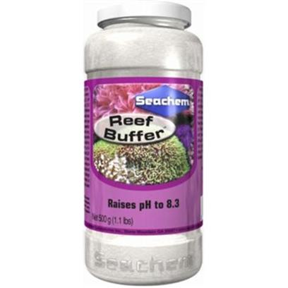 Seachem Laboratories Presents Seachem Reef Buffer 50gm. Reef Buffer will also Raise Carbonate Alkalinity; However, it is Intended Primarily for Use as a Buffer in a Reef System where the Maintenance of a Ph of 8.3 is Often Difficult. [34526]
