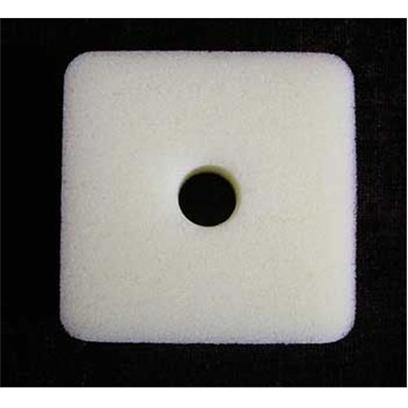 Lee's Presents Lees Sponge Filter Square Replacement Pad. The Dual Action Foam Filters are Biological Filters Composed of Open-Celled Foam which Provides Enormous Amounts of Usable Surface Area for Beneficial Bacteria to Colonize. This Bacteria Breaks Down Harmful Waste Substances (Ammonia &amp; Nitrite), Making your Aquarium a Safer Environment for your Fish to Live and Breed. This Fundamental Filter is Excellent for Breeding all Types of Aquarium Fish, as Well as for Hatching and Raising Brine Shrimp as it will not Trap nor Harm Them. The Dual Action Foam Filters are Available in 4 Models to Accommodate the Filtering Needs of Various-Sized Aquariums. [34661]