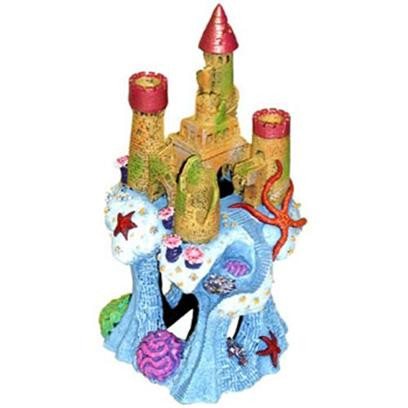 Buy Blue Ribbon Pet Coral Castle Cavern products including Blue Ribbon (Br) Castle Fortress Cavern, Blue Ribbon (Br) Coral Castle Cavern, Blue Ribbon (Br) Princess Castle Cavern Resin Ornament-Princess Category:Corals Artificial Price: from $14.99