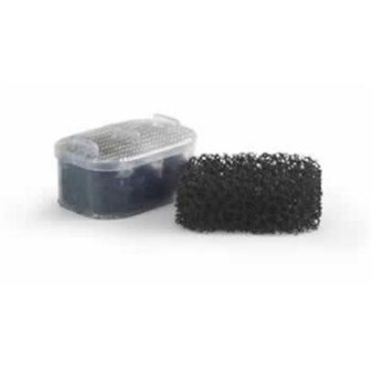 Lee's Presents Lees Submersible Power Filter Replacement Cartridge & Sponge. Replacement Cartridge and Sponge for Lee's Sf1 Submersible Power Filter Packaging Box [34870]