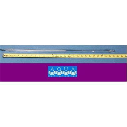 Aqua Ultraviolet Presents Aqua Ultraviolet Sterilizer Quartz Lamp 15watt Advantage Uv 8.5'. Replacement Quartz Bulb for Aqua Ultraviolet U.V Sterilizer. [34934]