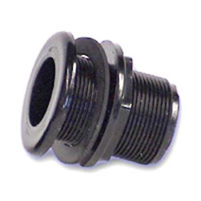 Lifegard Aquatics Presents Lifegard Aquatics (Lfgd) Bulkhead Fitting 1/2' all Threaded. Bulkhead Fitting [35217]