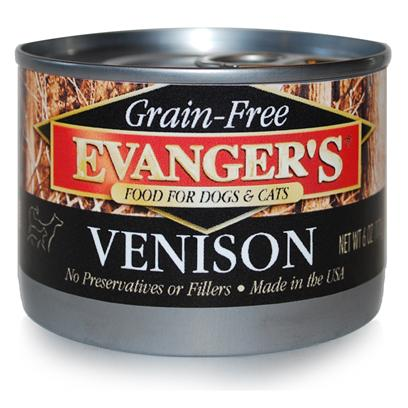 Evanger's Presents Evanger's Grain-Free Dog/Cat Canned Food Grain Free 100% Duck Dog 24/6oz. Evanger's Grain-Free Dog/Cat Canned Food,your Pets will Love It! [35342]
