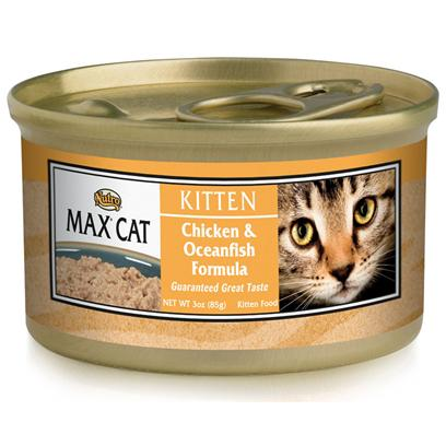 Buy Nutro Max Kitten Food products including Nutro Max Roasted Chicken Kitten Food 3lb Bag, Nutro Max Roasted Chicken Kitten Food 6lb Bag, Nutro Max Kitten Dry Food 16lb Bag, Nutro Max Kitten Canned Food 3oz Cans/Case of 24 Category:Canned Food Price: from $8.99