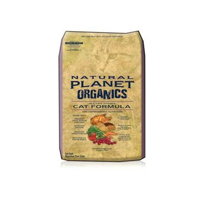 Tuffies Pet Natural Planet Organics Dry Cat Food