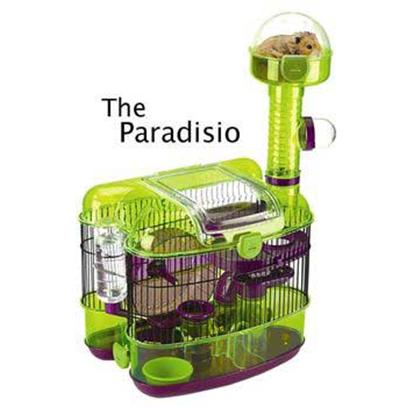 Jw Pet Company Presents Petville Habitat Paradisio. [36379]