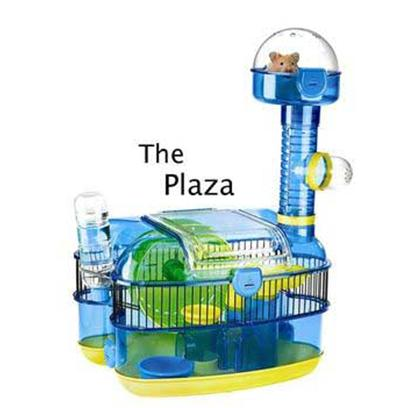 Jw Pet Company Presents Petville Habitat Plaza. [36380]
