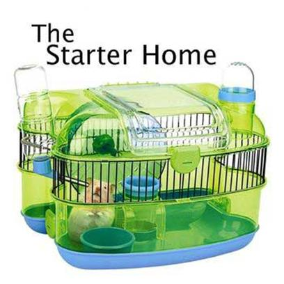 Jw Pet Company Presents Petville Habitat Starter Home. . Not only is The [36383]