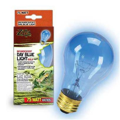 R-Zilla Presents R-Zilla (Rzil) Boxed Day Bulb Blue Light 100watt. 1 [36630]